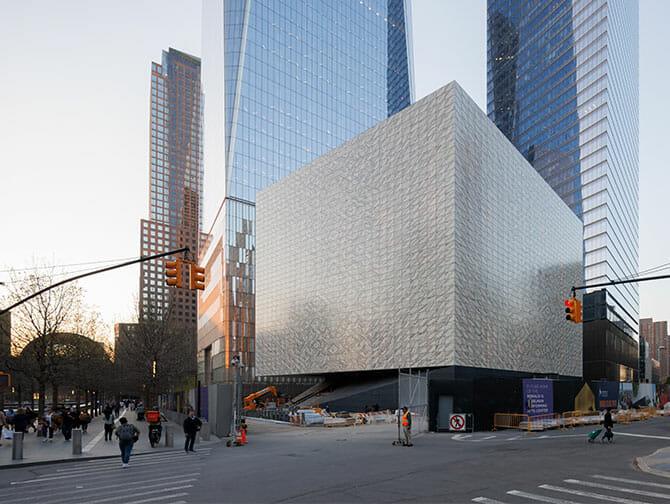 纽约表演艺术中心