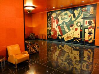 纽约无线电城音乐厅 - 艺术装饰