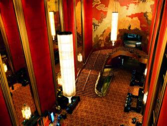 纽约无线电城音乐厅 - 内部