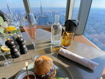纽约最棒的汉堡 - Peak