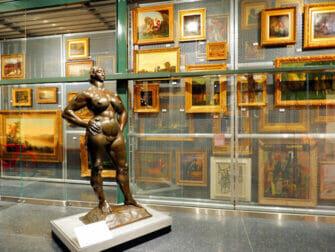 纽约布鲁克林博物馆 - 储藏馆