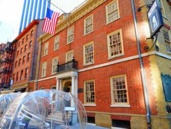 纽约汉密尔顿之旅 - 弗朗西斯酒馆
