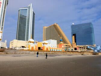 纽约至大西洋城一日游 - 赌场