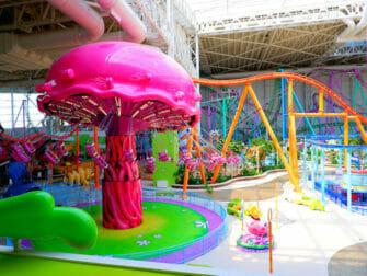 纽约附近的American Dream Mall - 尼克宇宙