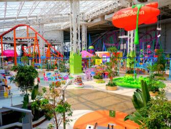 纽约附近的尼克宇宙游乐园门票 - 游乐设施